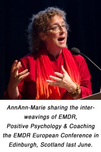 The Dynamic Trio: EMDR, Positive Psychology & Coaching
