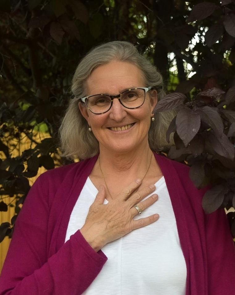 Bhanu Joy Harrison, LCSW, UCLA Trained Mindfulness Guide
